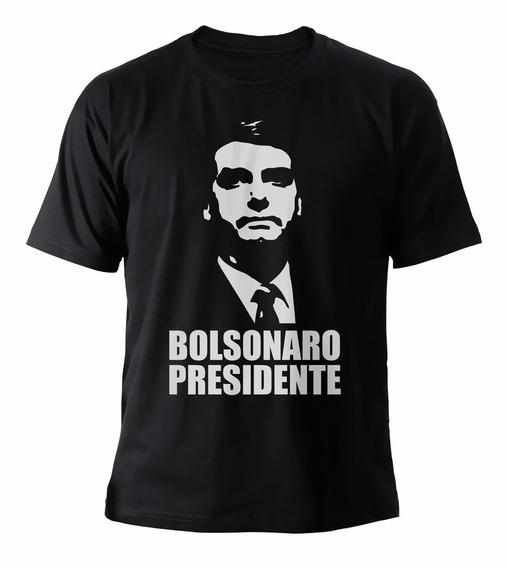 Camisa Bolsonaro