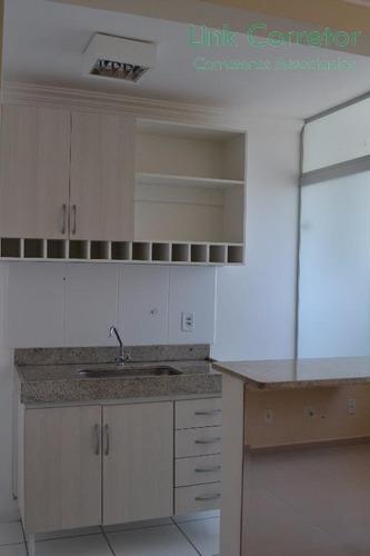 Apartamento Com 3 Dormitórios À Venda, 58 M² Por R$ 300.000,00 - Parque Prado - Campinas/sp - Ap0213