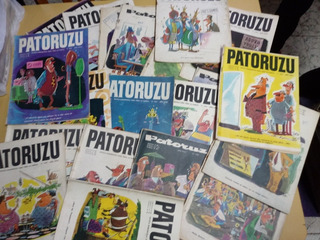 20 Revistas Patoruzú - Colección!