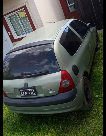 Renault Clio 1.5 Authent. 2003