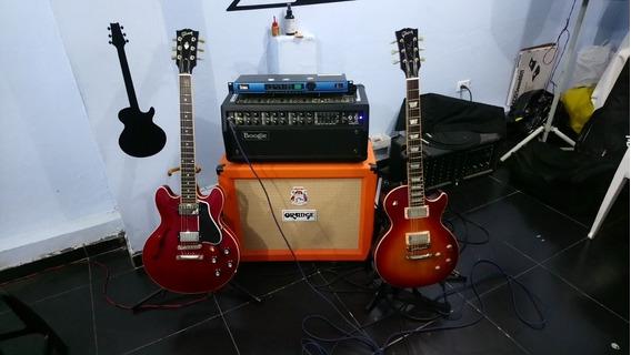 Amplificador Mesa Boggie Mark V Gibson Custom 339 Y Standard
