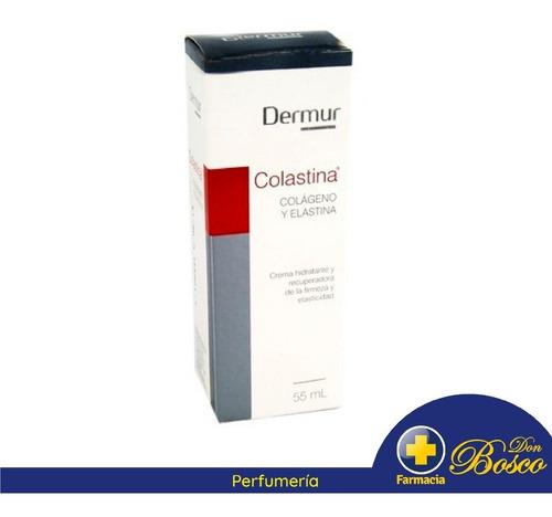 Dermur Crema  Colastina Colágeno Y Elastina 55ml