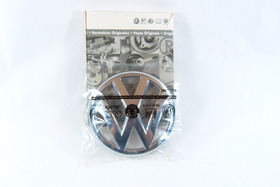 W88 Emblema Vw Tampa Traseira Gol G6 5u0853601 Original //