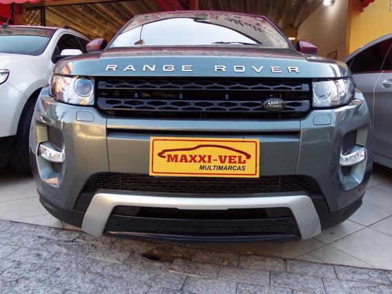 Land Rover Range Rover Evoque 2.0si4 Dynamic 5p 2015
