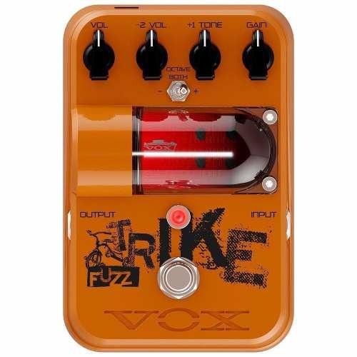 Pedal Vox Tonegarage Trike Fuzz - Tg2 Trfz
