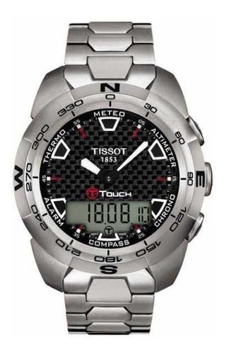 Relógio Tissot T-touch Titanium Saphire