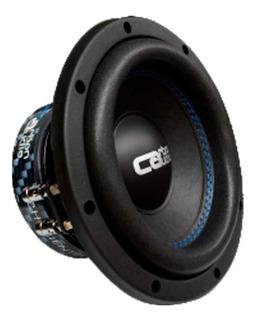 Subwoofer 8 Pulgada Carbon Audio Doble Bobina 800w Sw40008et
