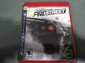 Jogo Seminovo Need For Speed Pro Street Ps3 Raro Aproveite!!
