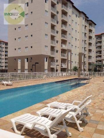 Apartamento Residencial À Venda, Condomínio Brisa Club House, Valinhos. - Ap0547