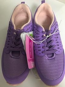 Tênis Feminino Lindo - Zerado Comprei No Chile