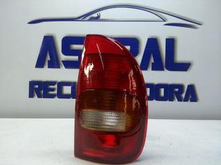 Lanterna Traseira Corsa Hatch 4 Porta 1996 1997 1998 1999