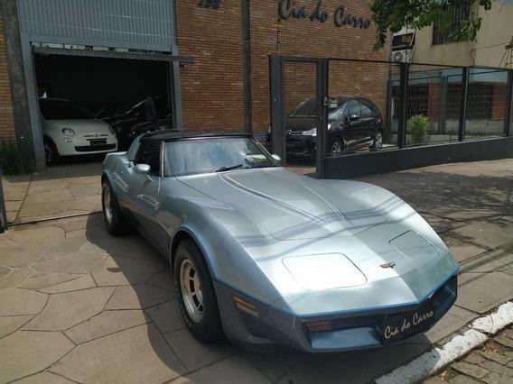 Corvette Targa 1982