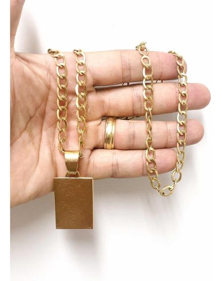 Cordão De Ouro 18k 52 Gr