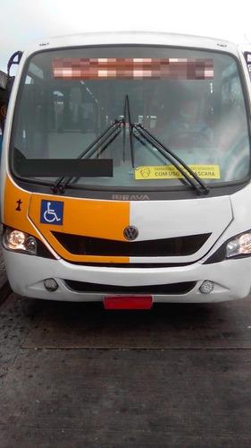 Micro Ônibus Ibrava  Vw9150 2011 2012  23l  2p  Aurovel