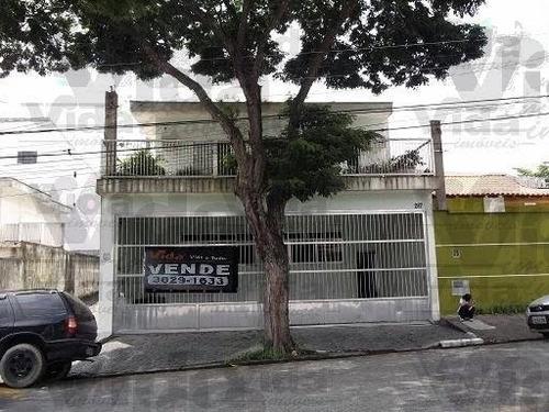 Casa/sobrado Para Venda, 5 Dormitório(s) - 30591