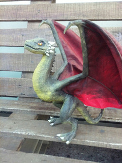 Dragon Game Of Thrones Artesanal