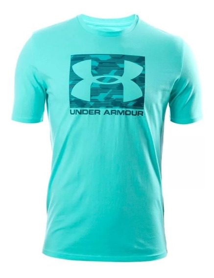 Playera Under Armour Deporptiva Fitness Comoda Casual Correr