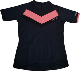 Remera Jersey Ciclismo Brevet Mujer Audax