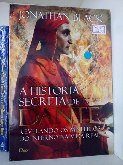 Livro A História Secreta De Dante