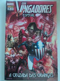 Hq-os Vingadores Especial:marvel:#2:panini:capitão America