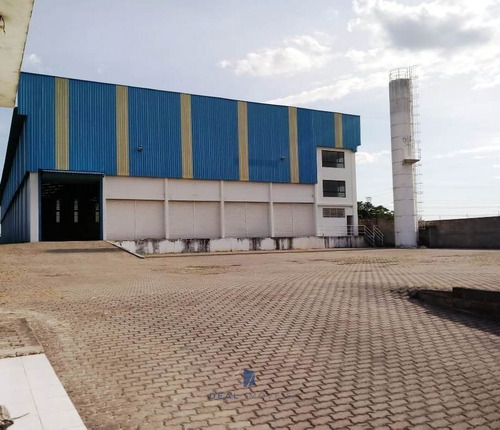 Galpão Industrial No Cajuru Sorocaba Sp - 06394-2