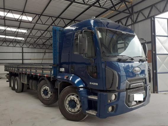 Ford 2428 Bi-truck Ano 2012 400.000km R$140.000,00*martins**