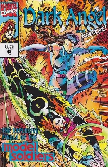 Marvel Dark Angel And Psylocke - Volume 8