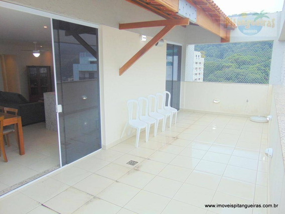 Pitangueiras - Cobertura Duplex - Reformada - Lazer - 02 Vagas. - Co0204