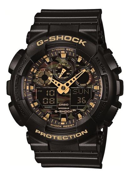 Relógio G-shock Casio Analógico Ga-400gb