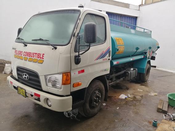 Se Alquila Camión Cisterna De Combustible