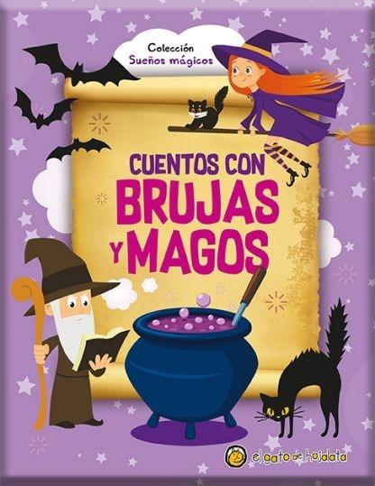 Cuentos Con Brujas Y Magos Libro Para Niños
