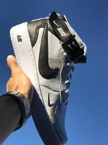 Tenis Nike Air Force Cano Alto Lançamento 2019 Frete Gratis