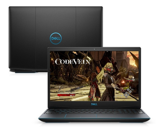 Notebook Gamer Dell G3-3590-a33p Ci7 8gb Hd+ssd Gtx 1660 Ti