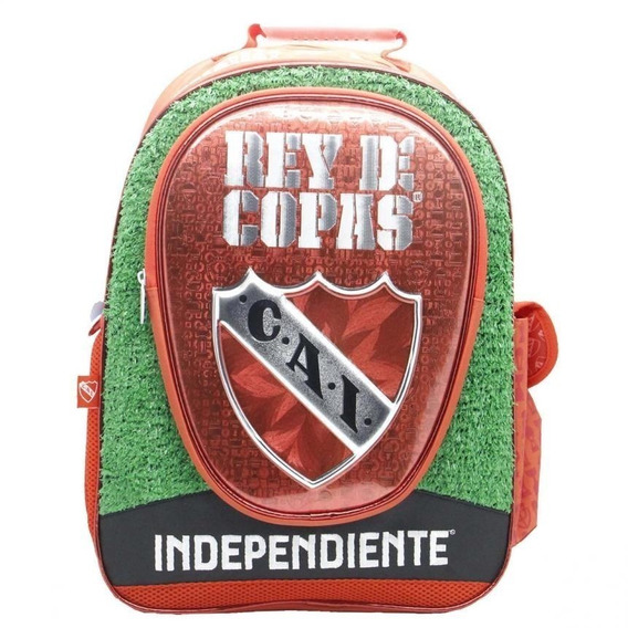 Mochila Futbol Independiente 18 Pulgadas Premium Ct Mm In003