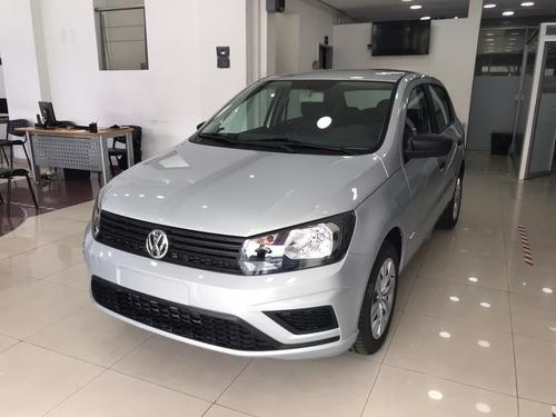 Volkswagen Gol Trend Tiptronic Financio T-26% Fija En Pesos