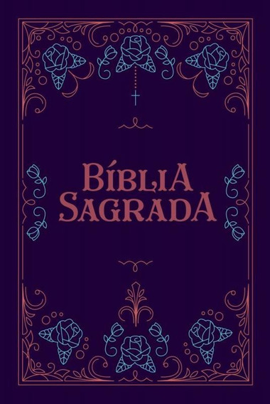 Biblia Nvt LG St - Ornamentos - Mundo Cristao