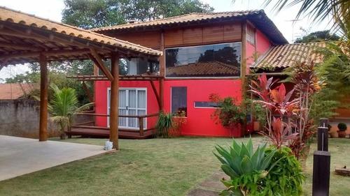 Chácara Residencial À Venda, Chácaras São Bento, Valinhos. - Ch0138