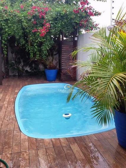 Apartamento Com 3 Dormitórios À Venda, 100 M² Por R$ 350.000 - Intermares - Cabedelo/pb - Ap1255