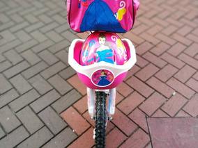 Bicicletas De Bella Con Accesorios