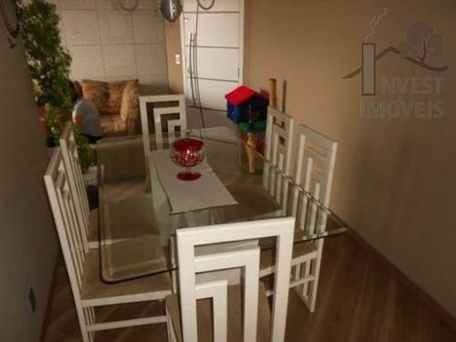 Cod 3754 - *permuta* Excelente Apartamento Com Ótima Localiz - 3754