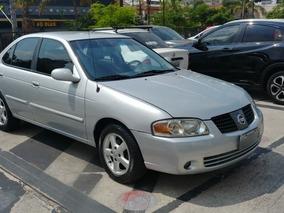 Nissan Sentra 1.8 16v Gxe 4p 2005