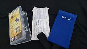 Compresa Fría Caliente Pack Para Terapia. Reutilizable. 4 Fu
