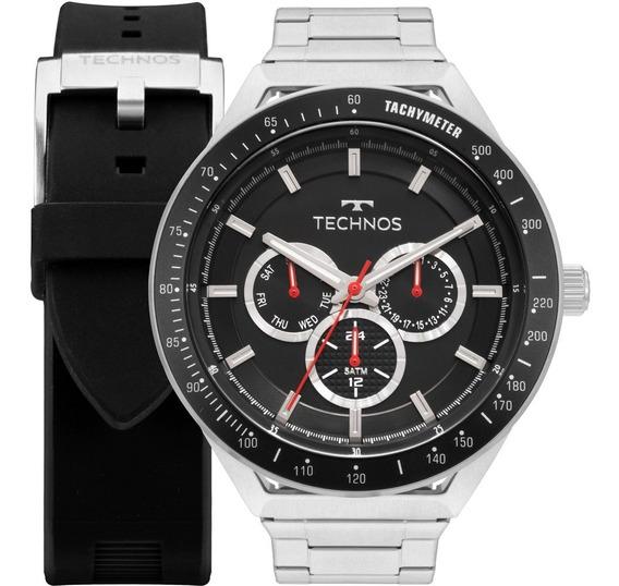 Imperdível Relógio Technos Masculino Skymaster 6p29ajy/t1p