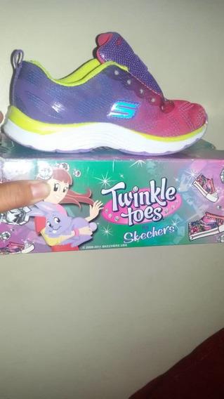 Zapatos Skeachers De Niña