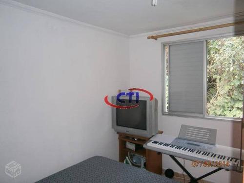 Imagem 1 de 10 de Apartamento  2 Dormitorios, Santa Terezinha, São Bernardo Do Campo. - Ap1002