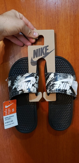 Ojotas Nike Benassi Jdi Print
