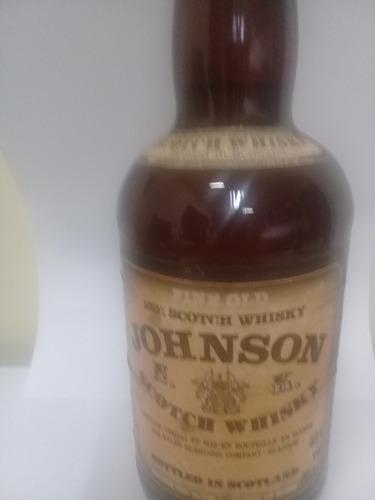 Johnson Fine Old Sw 70 Cl 49% Vol 1960