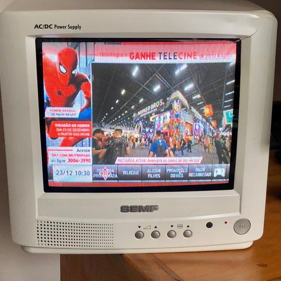 Tv 10 Semp Toshiba Audio Video 12,24,110 E 220volts Ac/dc