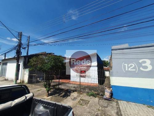 Casa À Venda, 100 M² Por R$ 200.000,00 - Jardim Nova Detroit - São José Dos Campos/sp - Ca4577