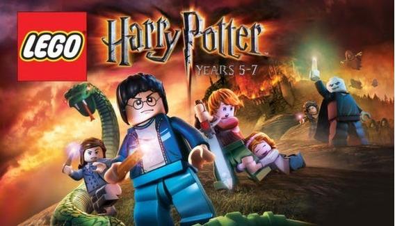 Lego Harry Potter: Years 5-7 (pc) Steam | Digital | Original